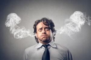 Stress rooki uit oren