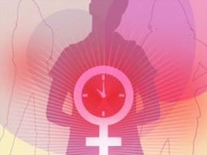 Vrouwen in overgang
