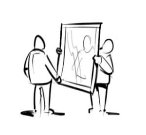 Elkaar spiegelen